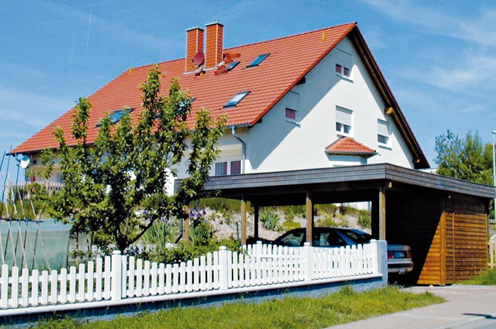 Ferienhaus Elterninitiative krebskranker Kinder Erlangen e.V.