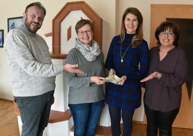 620 Euro Spendenerlös durchs Winter-Grillen aus Stöckelsberg